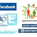 Быстрая раскрутка сообществ блога в социальных сетях