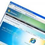 Браузер Internet Explorer, как отключить cookie
